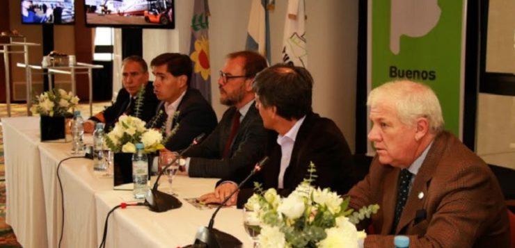 Argentina: Representantes de todos los puertos del país participaron en sesión del Consejo Federal Portuario