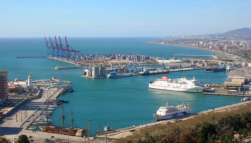 El puerto de Málaga lanza una estrategia para mejorar su sostenibilidad