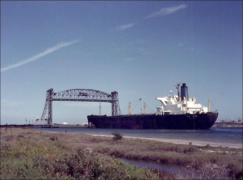 Puerto de Corpus Christi Comienza la Histórica Expansión del Canal de Navegación de Corpus Christi.