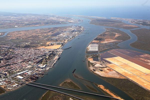 El Puerto de Huelva no para de crecer