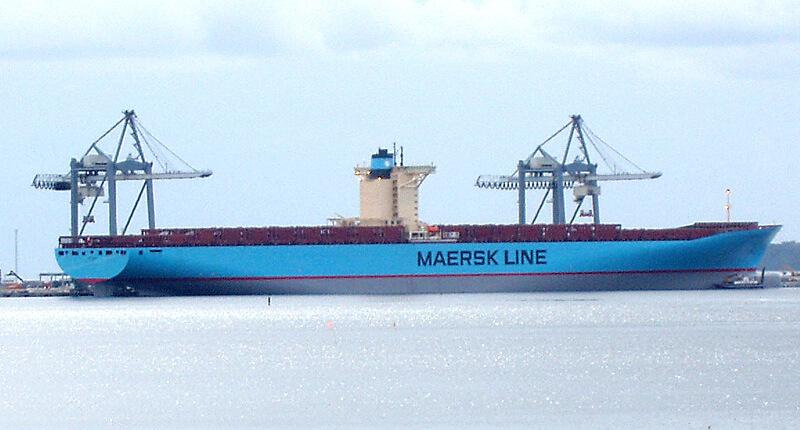 Maersk confía en que mejore el comercio de México en el segundo semestre del año
