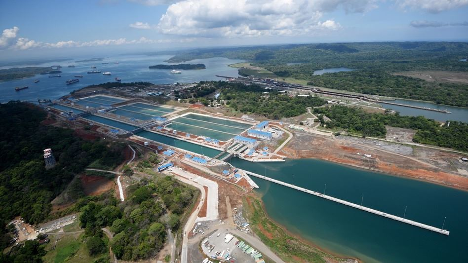Panamá: concesionan 31 hectáreas de fondo de mar para construir dos terminales marítimos en Colón