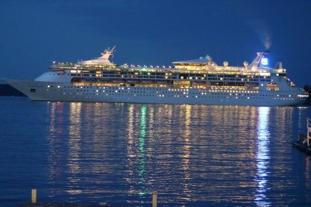A fin de año podría licitarse muelle de cruceros para Valparaíso