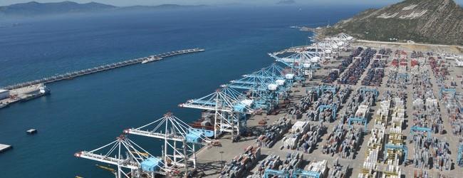 El puerto de Tánger se convertirá en el más grande del Mediterráneo