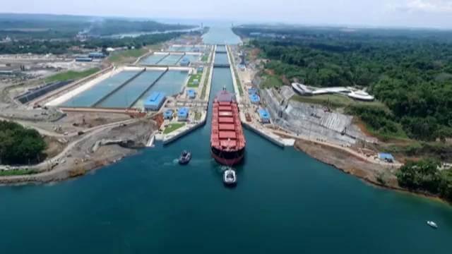 Sacyr completa el mantenimiento del Canal de Panamá: está listo para aumentar el paso diario de buques