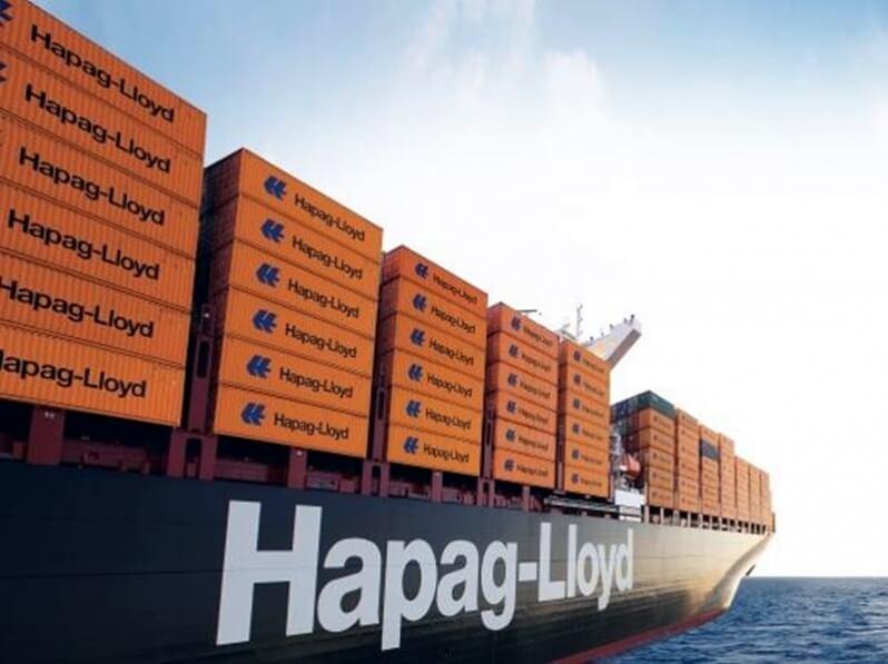 Hapag-Lloyd apuesta por robots para pintar nueve de sus buques portacontenedores