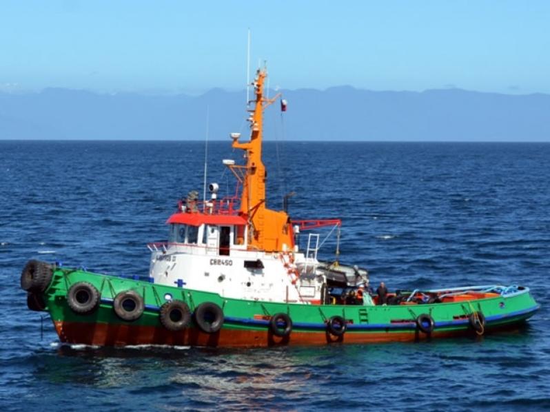 Disponibilidad Limitada de Remolcadores para Emergencias en la Costa Pacífica de Canadá.