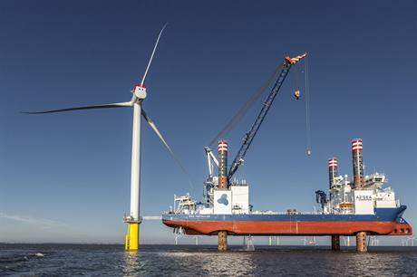Consortium: Los centros eólicos marinos son viables en el Mar del Norte