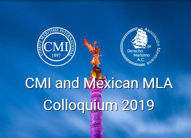 Coloquio del Comité Marítimo Internacional y de la Asociación Mexicana de Derecho Marítimo 2019