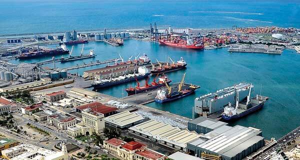 Llega primer buque a ampliación del Puerto de Veracruz