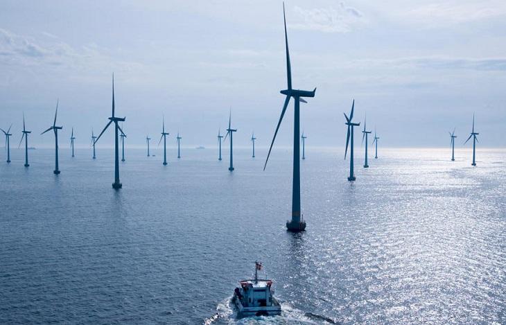 Se inaugura el mayor parque eólico offshore de Escocia