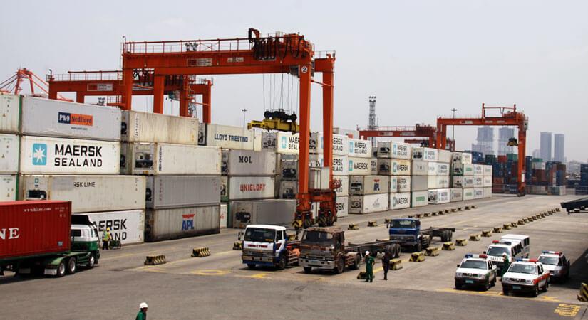 La construcción del Complejo Logístico del Puerto de Oakland avanza