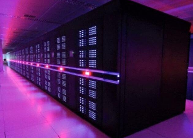 Total incorpora la primera supercomputadora de la industria a sus operaciones.