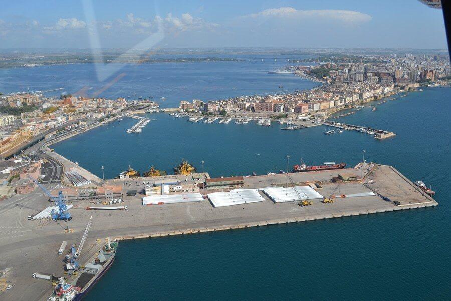 Yilport gana la concesión de la terminal de contenedores del puerto italiano de Taranto