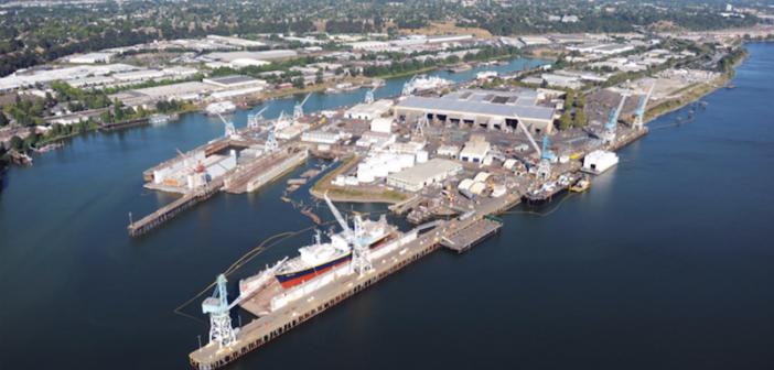 Carlyle Group compra Shipbuilder Vigor Industrial