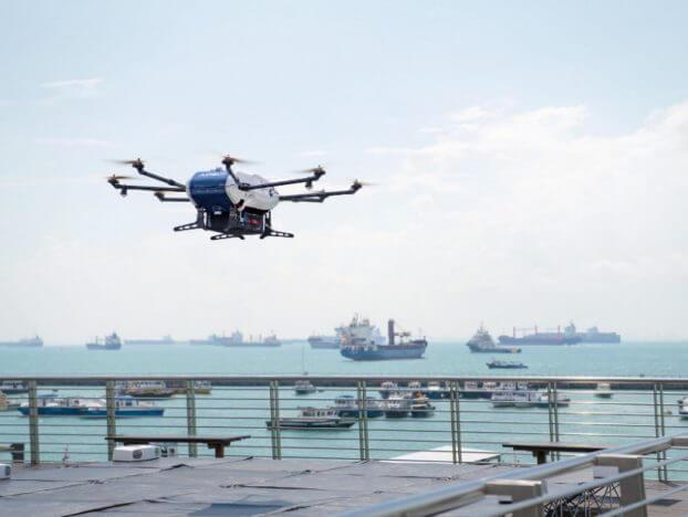Los drones marcan el comienzo de una nueva era de inspecciones