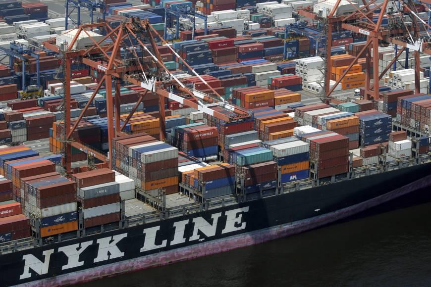 Los cargadores japoneses ven ganancias a pesar de la desaceleración del comercio
