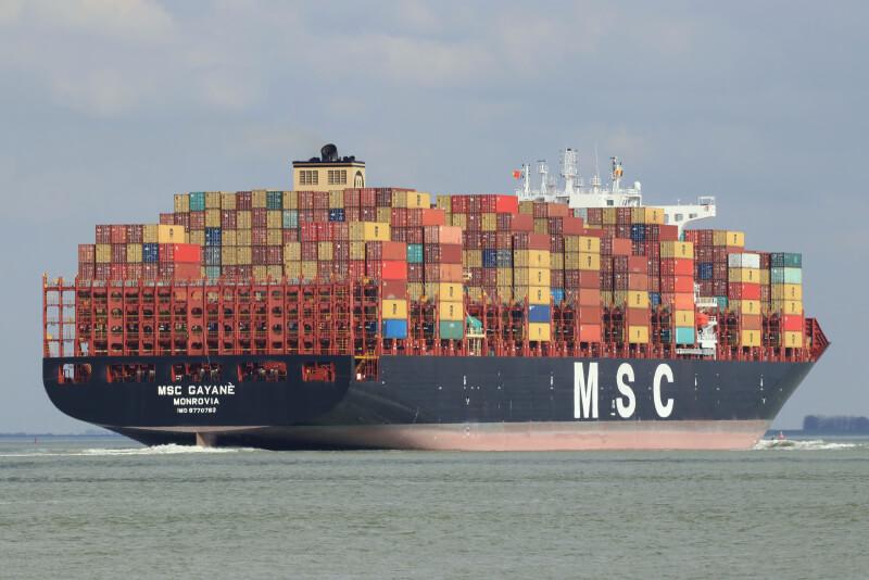 EE.UU. libera contenedor encontrado con 20 toneladas de cocaína