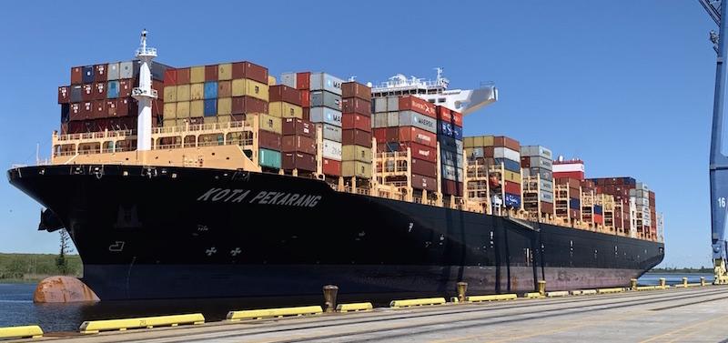 El Canal de Panamá suspende la última ronda de restricciones de calado