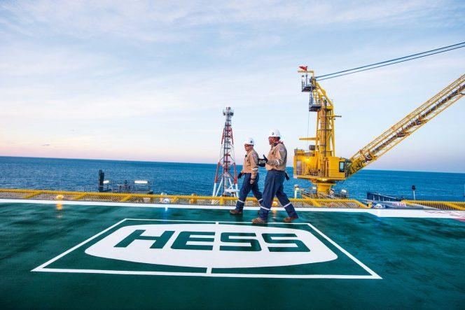 Hess reduce las pérdidas del segundo trimestre del 2019