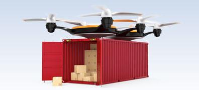 Los drones de carga podrían ser el futuro de la industria naviera