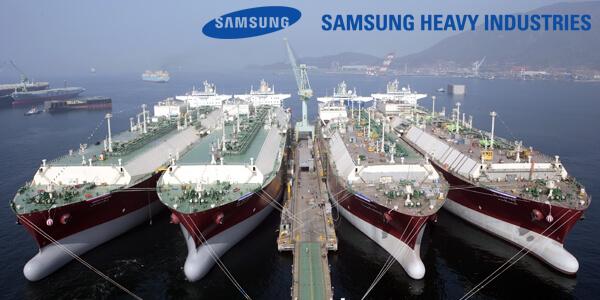 Samsung Heavy gana encargos de buques petroleros S-Max ecológicos y altamente eficientes