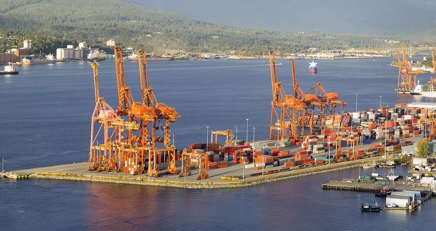 Cinco proyectos del Puerto de Vancouver reciben financiamiento del Gobierno