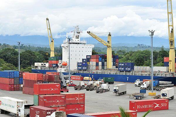 Terminal de Contenedores de Moín alcanza un nuevo récord en Costa Rica