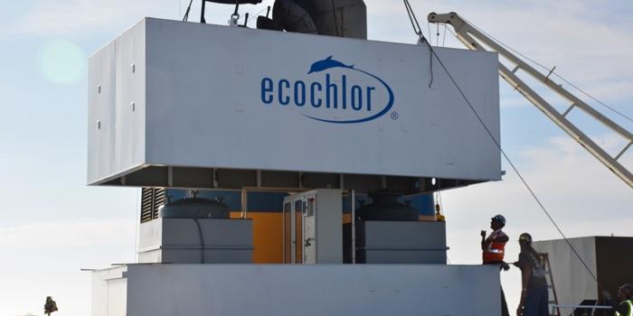 Euronav modernizará siete petroleros con Ecochlor BWMS