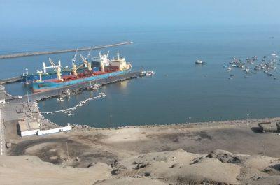 Puerto de Salaverry en Perú invertirá US$ 270 millones