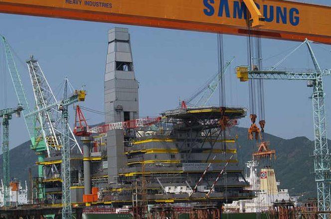 Samsung Heavy Industries desarrolla el primer sistema de baterías de iones de litio