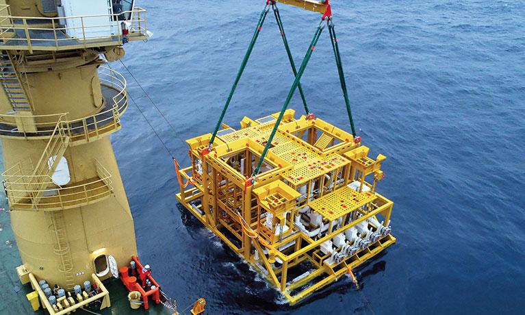 Chevron adjudica a OneSubsea un contrato de 20 años para equipos y servicios submarinos