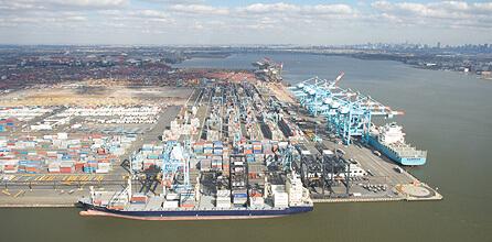 El Puerto de Nueva York y Nueva Jersey presenta un plan de 30 años para el crecimiento futuro.