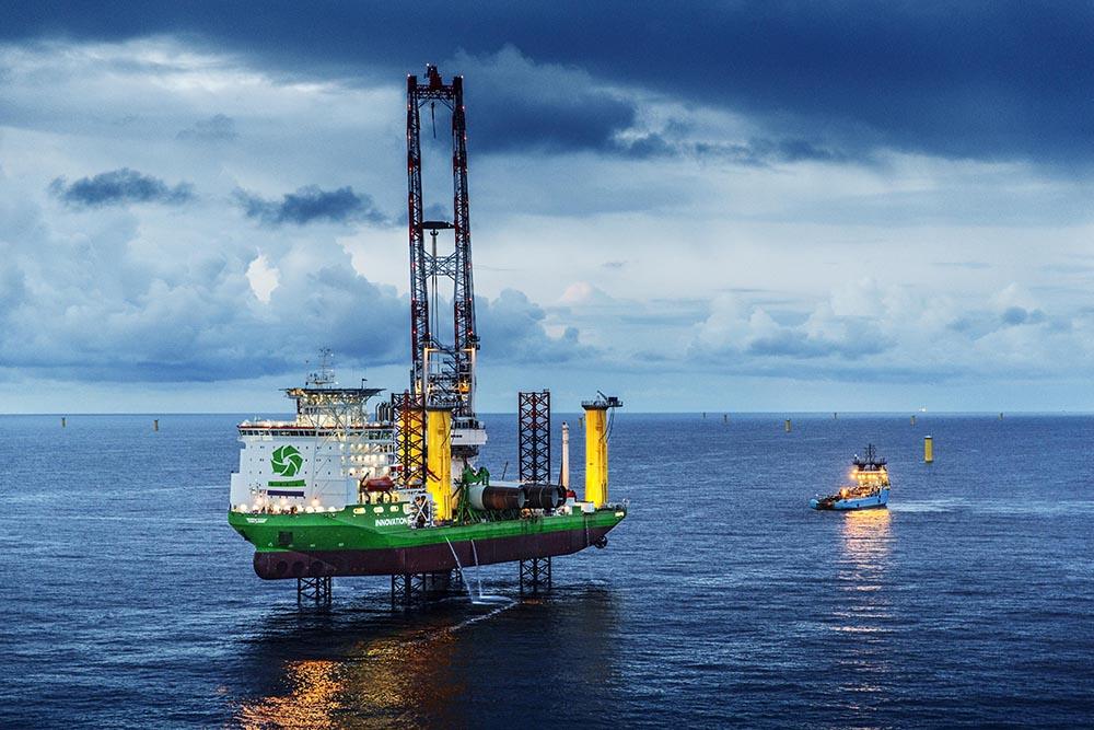 Consorcio desarrollará plataformas solares offshore para el Mar del Norte