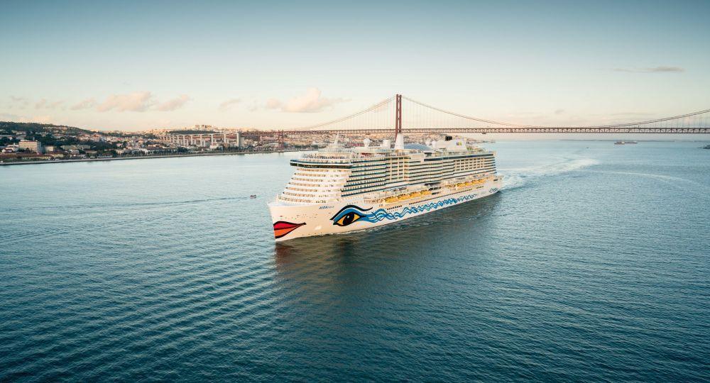AIDA Cruises instalará sistemas de almacenamiento de baterías en sus barcos