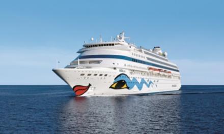 AIDA Cruises planea la electrificación de la flota