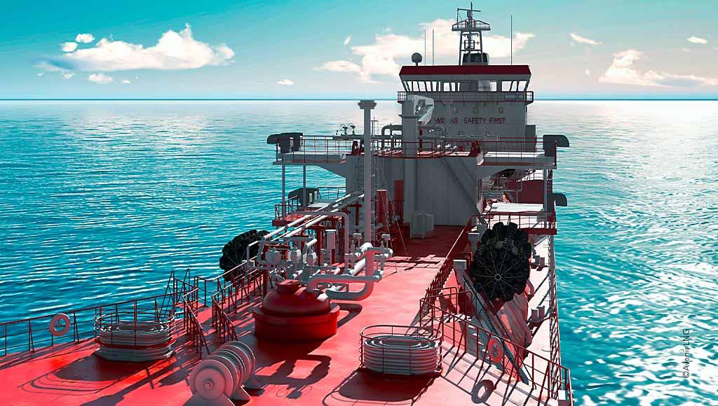 Bergen Tankers Convertirán Buque en Búnker de GNL