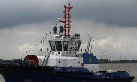 Buque de AMVER salva a pescadores a la deriva en el Pacífico Occidental
