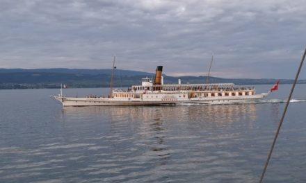 Crucero brevemente detenido en Nunavut