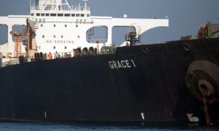EE.UU. emite orden de incautación del petrolero iraní Grace 1