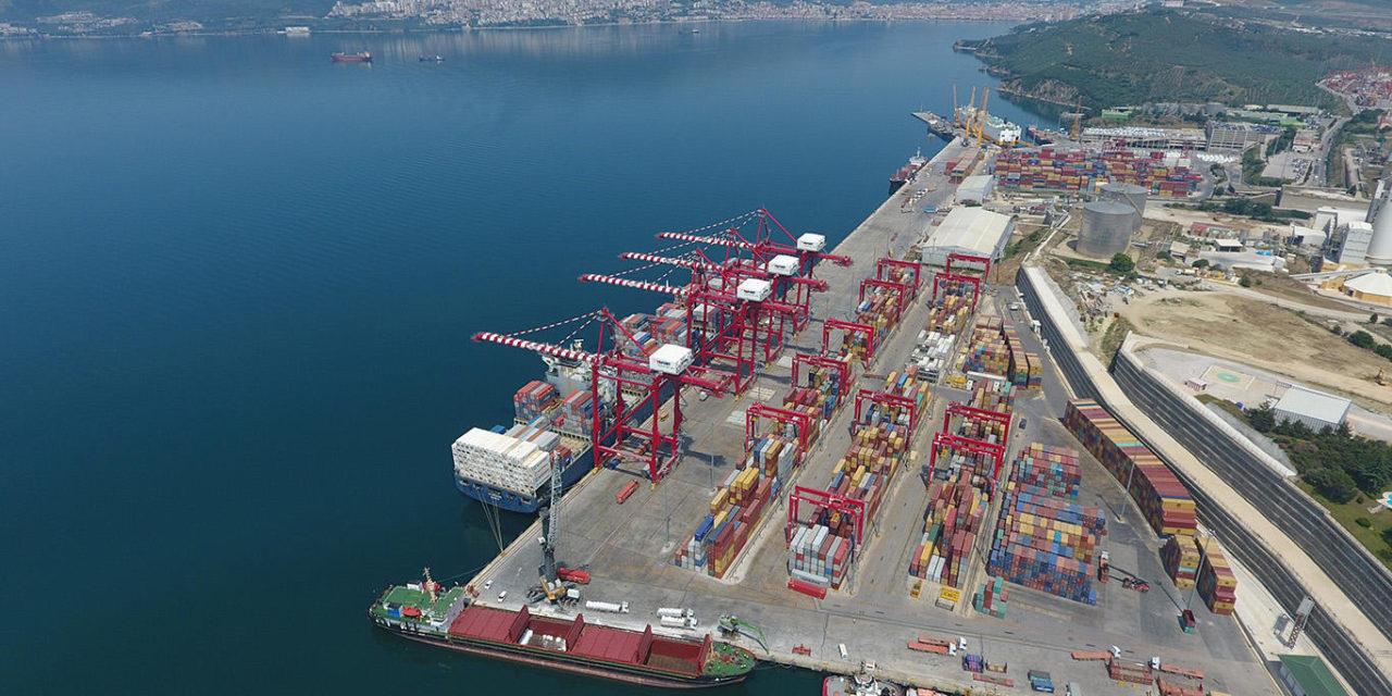 Ecuador: Yilport continúa la expansión de la terminal de Puerto Bolívar