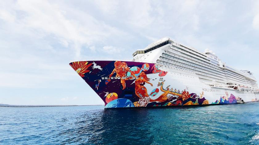 El banco KfW IPEX financiará el nuevo dúo de barcos de Dream Cruises