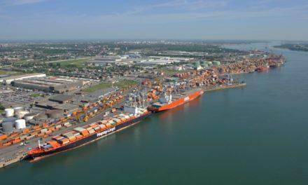 El puerto de Montreal desarrollará una nueva terminal de contenedores