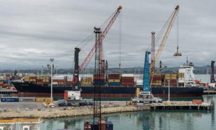 El puerto de Napier debuta en la Bolsa de Nueva Zelanda