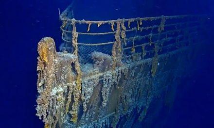 Expedición de buceo encuentra que el naufragio del Titanic se está deteriorando