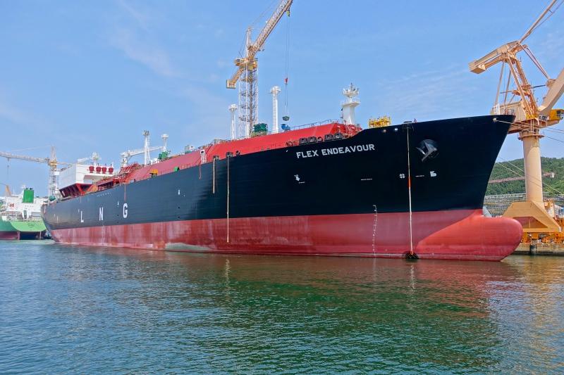 Flex LNG reporta pérdidas pero espera mejoras