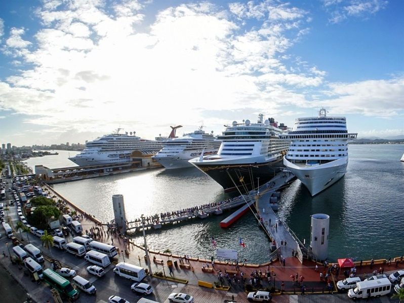 Global Ports Holding presentó una oferta para Puerto Rico Cruise Port