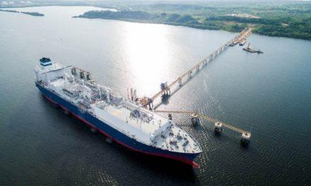 Höegh LNG recibe su décima FSRU