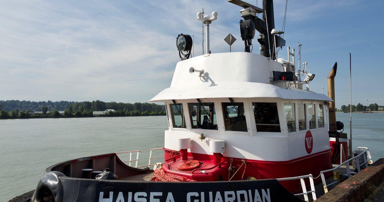 HaiSea Marine construirá remolcadores para la terminal de GNL de Canadá