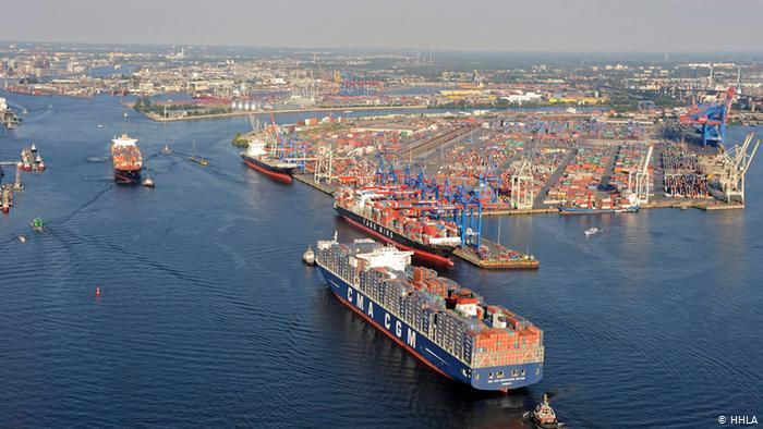Hamburgo y Rotterdam abordarán conjuntamente las emisiones del transporte marítimo